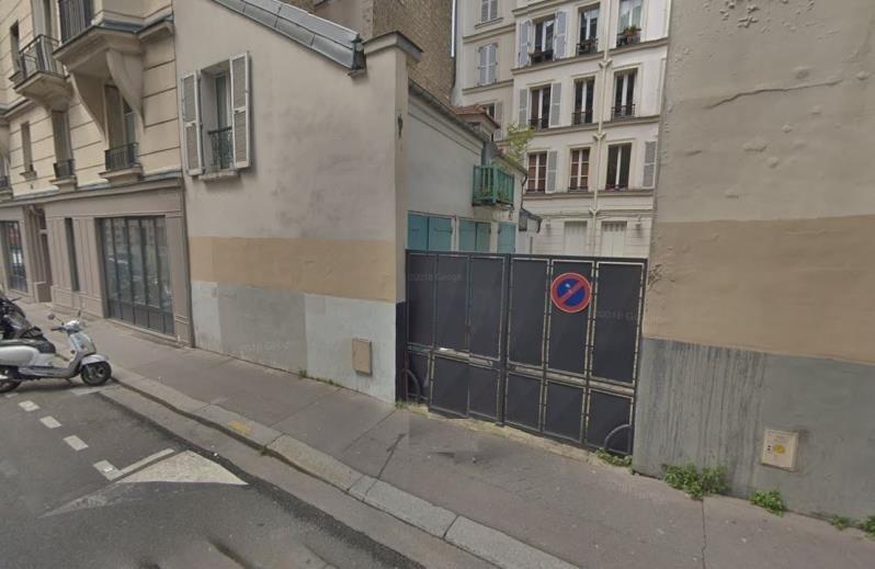 Vente parking Paris 15ème 91000€ - Photo 1