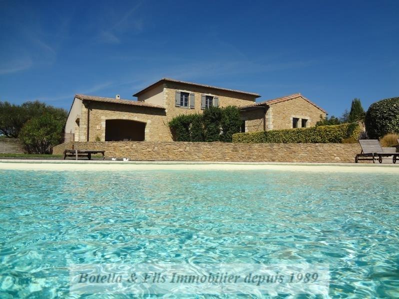 Vente de prestige maison / villa Uzes 890000€ - Photo 12
