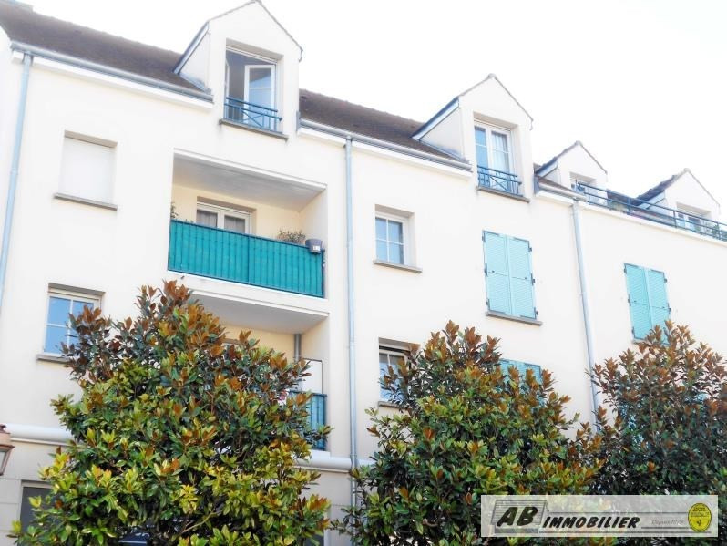 Rental apartment Ecquevilly 760€ CC - Picture 1
