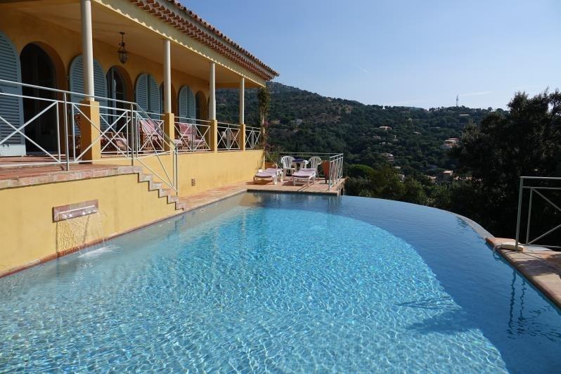 Verkauf von luxusobjekt haus Rayol canadel sur mer 1650000€ - Fotografie 6