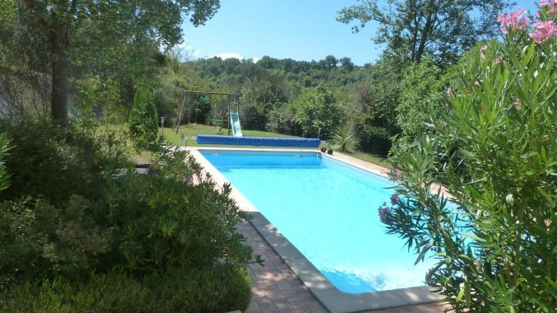 Vente maison / villa Puymirol 341250€ - Photo 9