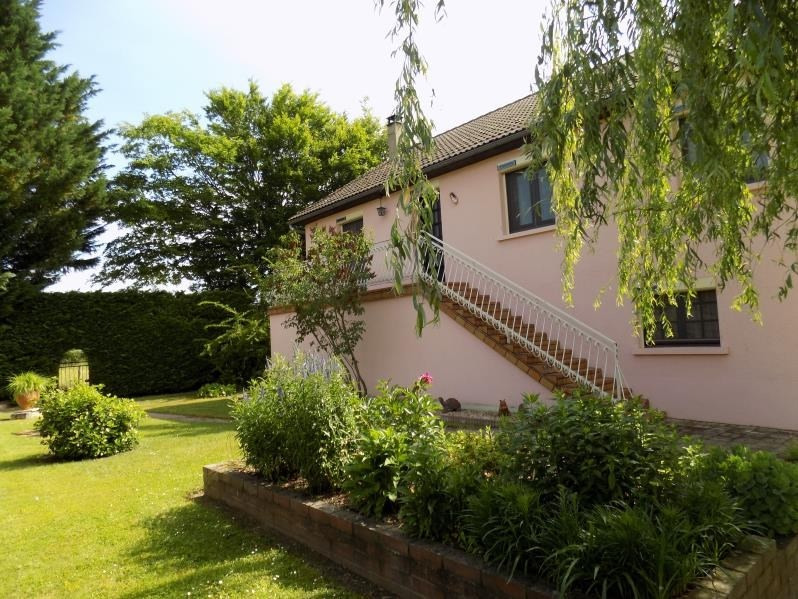 Vente maison / villa Jaulges 172000€ - Photo 1
