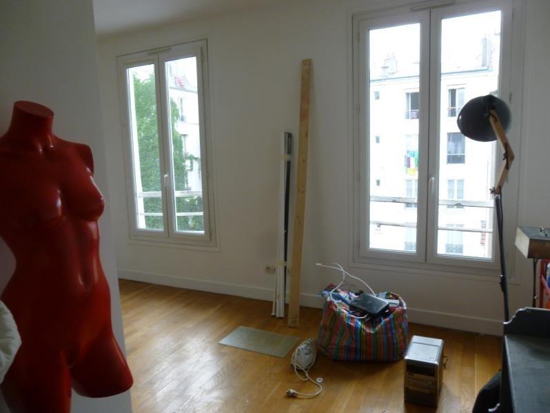 Sale apartment Paris 11ème 240000€ - Picture 2