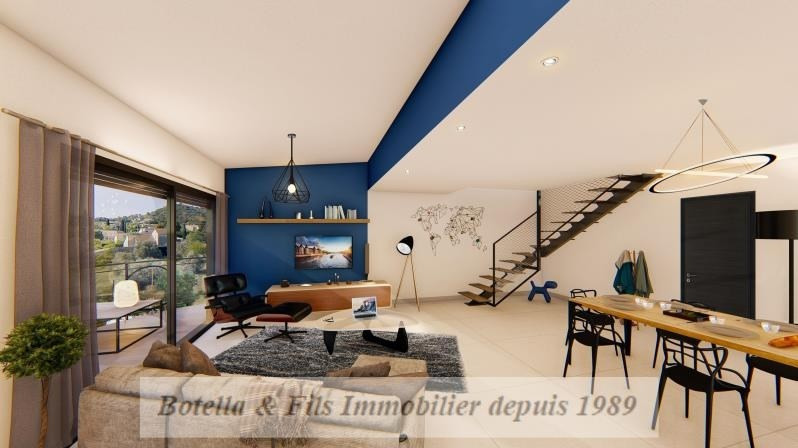 Deluxe sale apartment Villeneuve les avignon 466 000€ - Picture 2