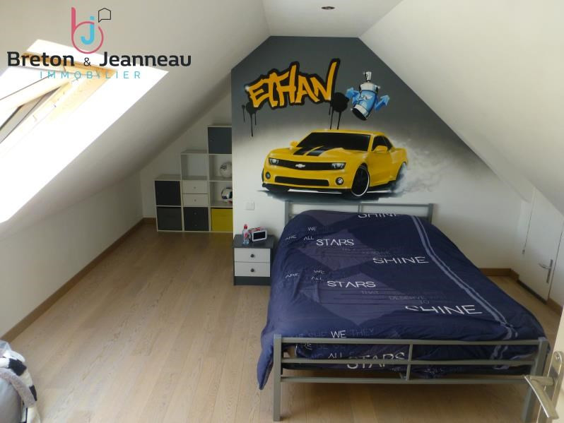 Sale house / villa St germain le fouilloux 223600€ - Picture 4