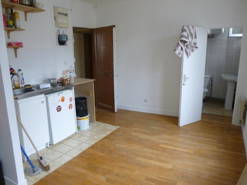Sale apartment Paris 11ème 240000€ - Picture 1