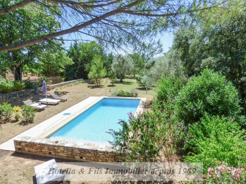 Vente de prestige maison / villa Uzes 695000€ - Photo 2