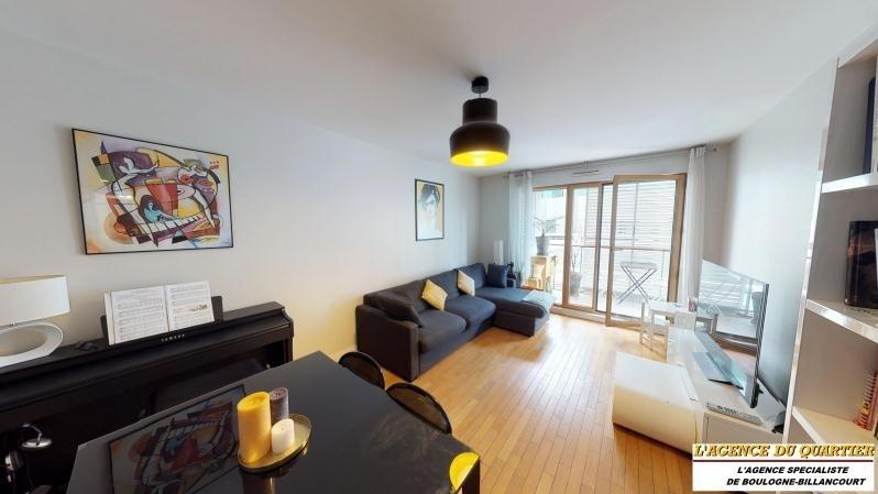 Venta  apartamento Boulogne billancourt 599000€ - Fotografía 3