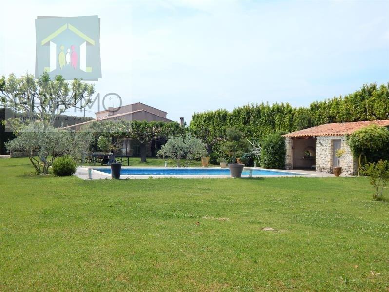 Vente de prestige maison / villa Cavaillon 630000€ - Photo 5