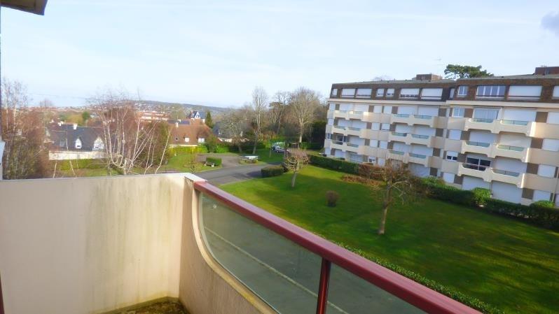 Verkoop  appartement Villers sur mer 107000€ - Foto 6