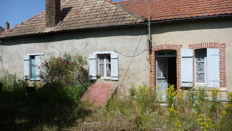Sale house / villa Brazey en plaine 75 000€ - Picture 1