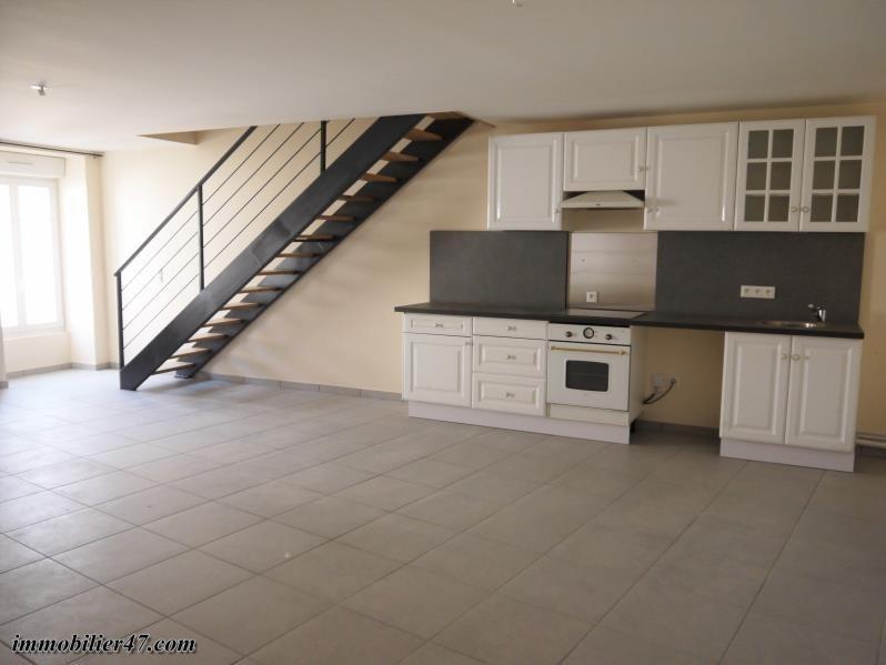 Rental apartment Castelmoron sur lot 480€ CC - Picture 2