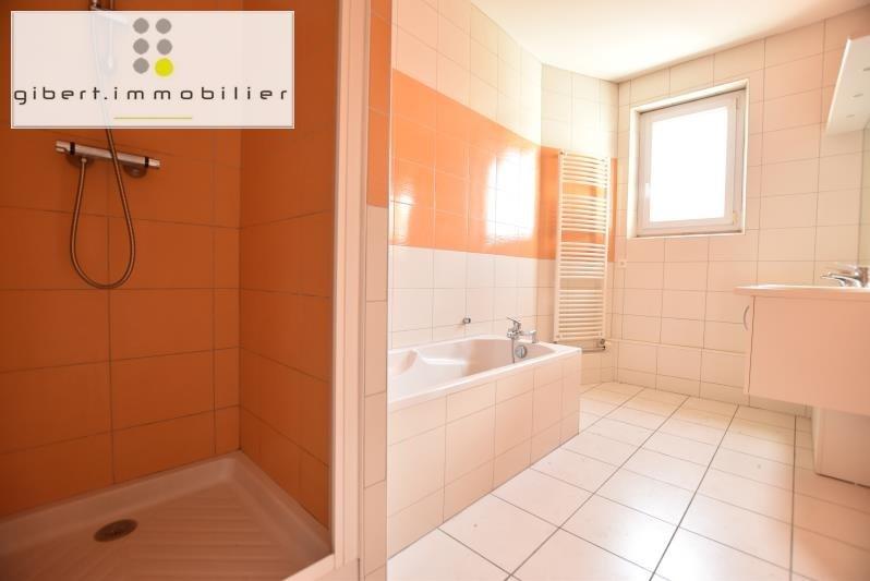 Sale apartment Le puy en velay 101500€ - Picture 4
