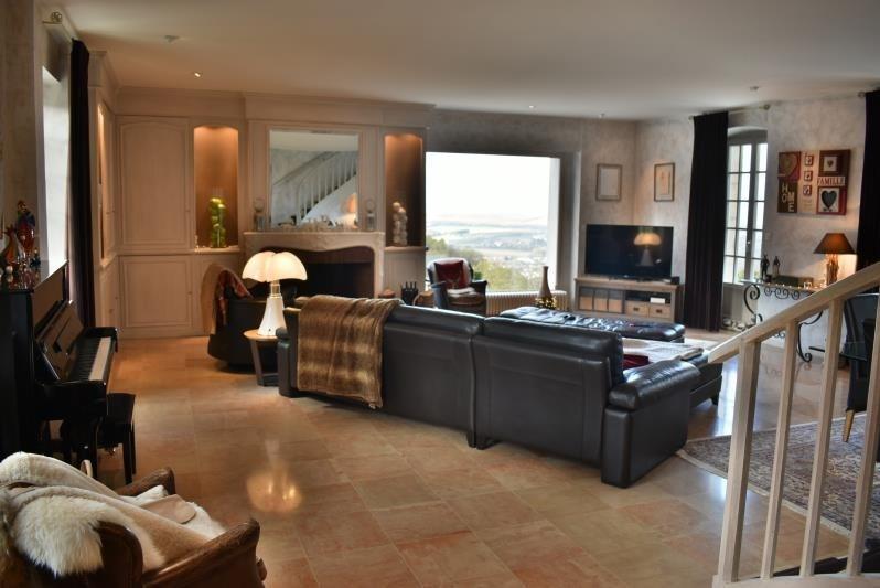 Vente de prestige maison / villa Chatillon le duc 987000€ - Photo 5