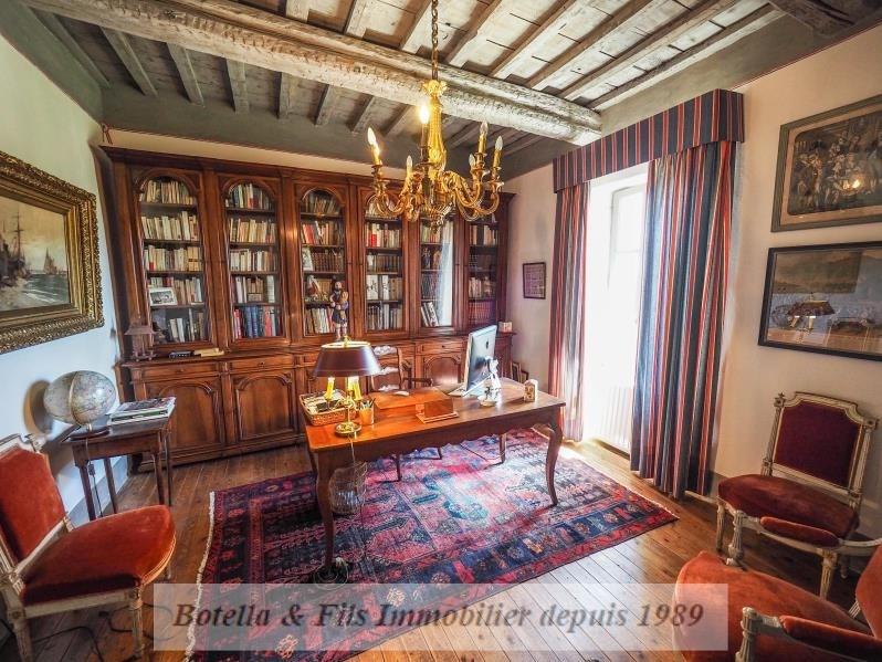Verkoop van prestige  huis Uzes 1260000€ - Foto 7