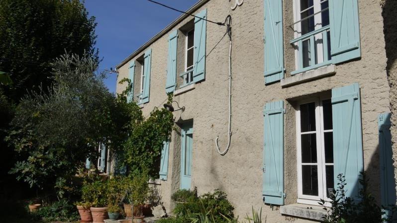 Sale house / villa Chapet 575000€ - Picture 1