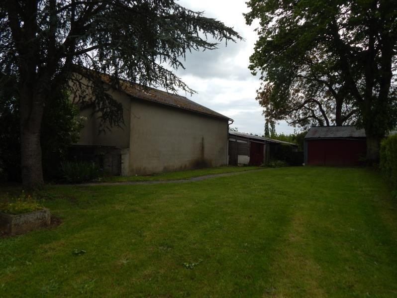 Vente maison / villa Danze 76 000€ - Photo 10