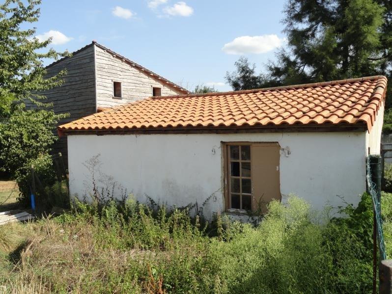 Sale house / villa St crespin sur moine 17500€ - Picture 1