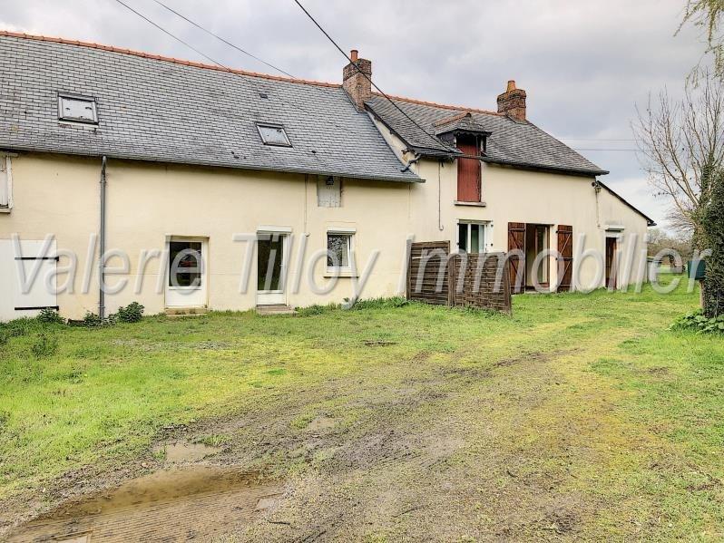 Verkoop  huis Noyal chatillon sur seiche 188100€ - Foto 1