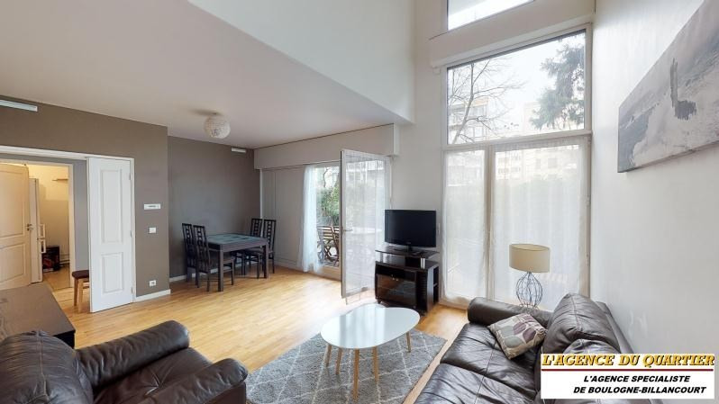 Rental apartment Boulogne billancourt 2250€ CC - Picture 2