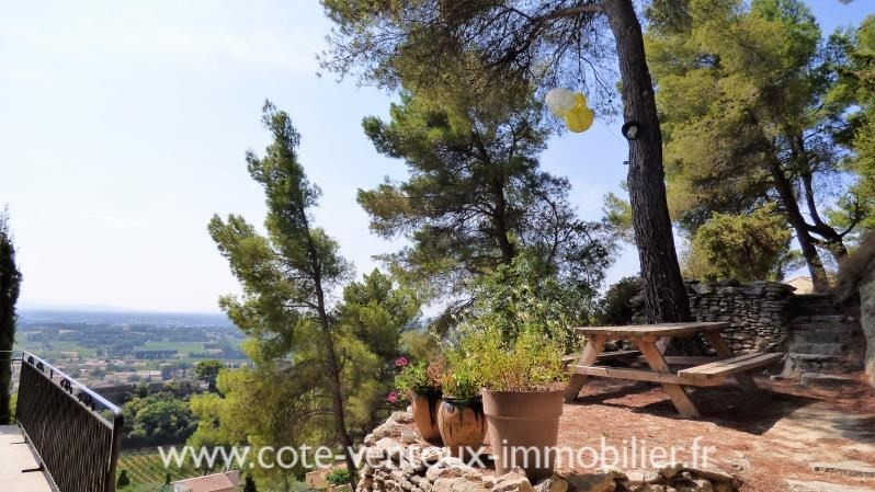 Vente maison / villa Beaumes de venise 367 000€ - Photo 7