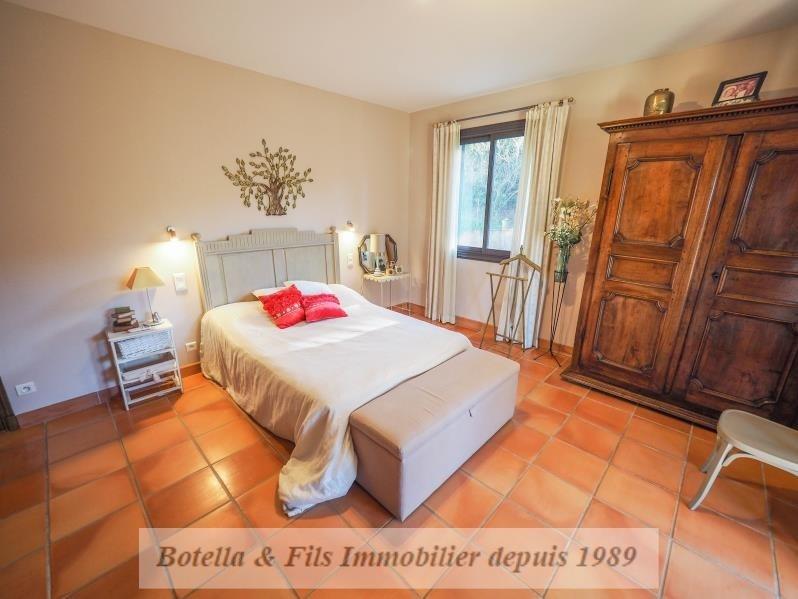 Venta de prestigio  casa Uzes 516000€ - Fotografía 7