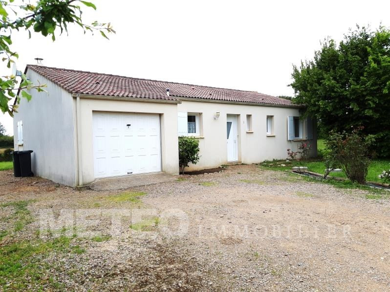 Sale house / villa La jonchere 175 725€ - Picture 1