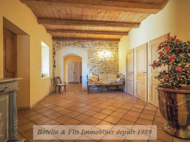 Vente de prestige maison / villa Uzes 795000€ - Photo 10
