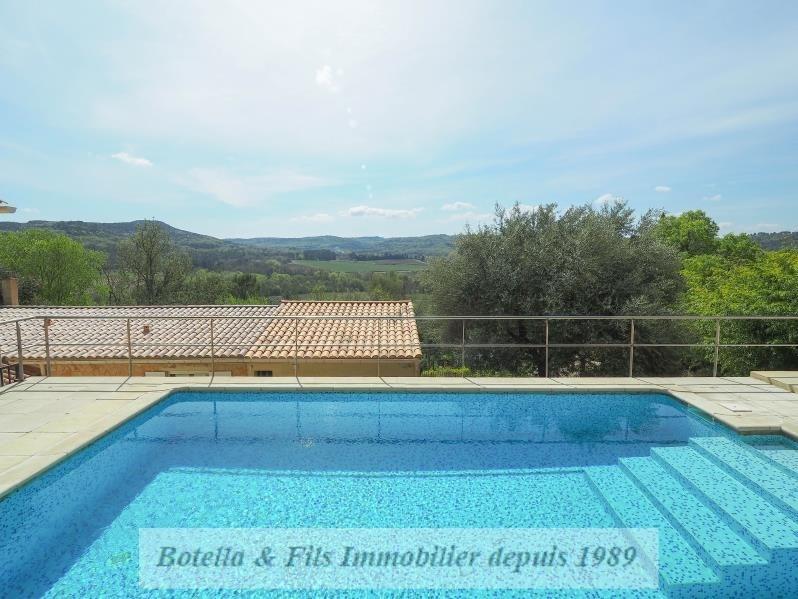 Vente maison / villa Uzes 390000€ - Photo 2