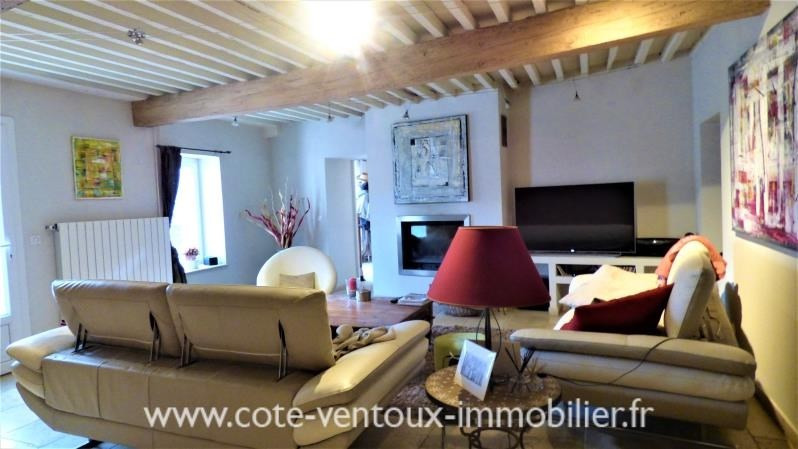 Vente de prestige maison / villa Sarrians 546 000€ - Photo 2