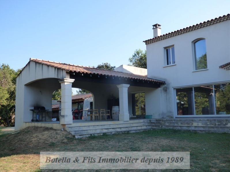 Verkoop  huis Uzes 361700€ - Foto 2