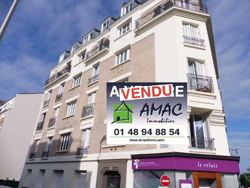 Vente appartement Villemomble 108 000€ - Photo 1