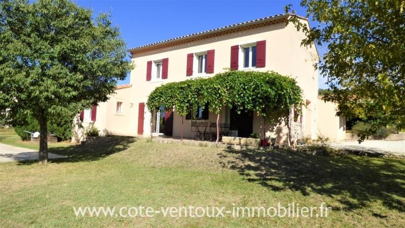 Sale house / villa Aubignan 472 000€ - Picture 7
