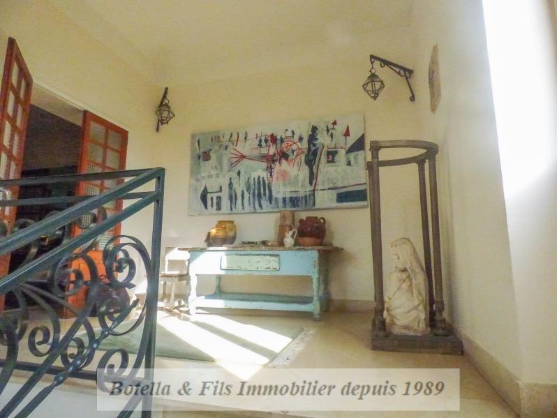 Verkoop van prestige  huis Uzes 975000€ - Foto 9