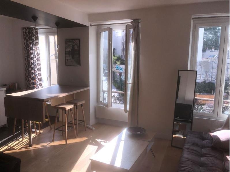 Affitto appartamento Paris 18ème 1143€ CC - Fotografia 2