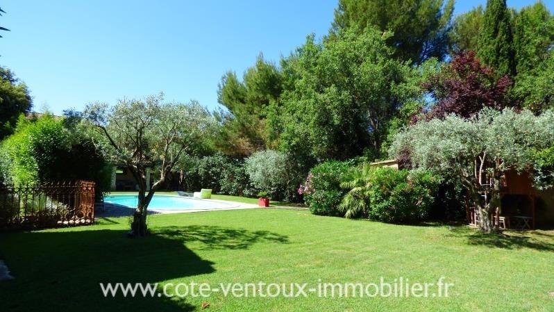 Sale house / villa Mazan 449000€ - Picture 4