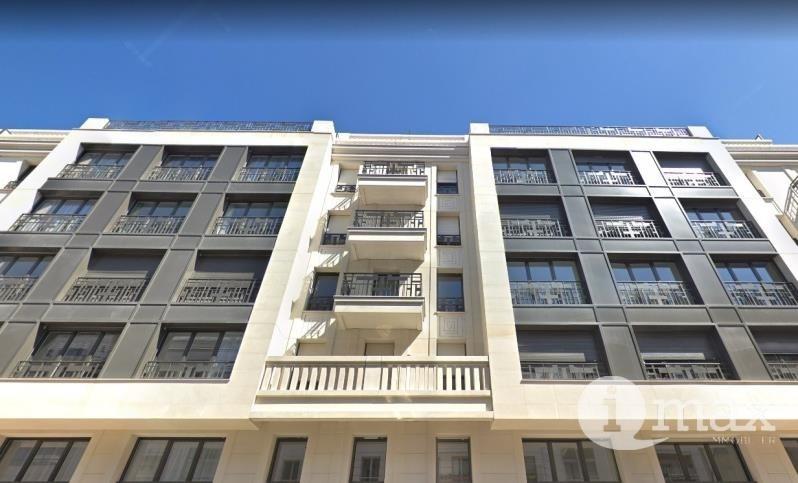 Sale apartment Levallois perret 455000€ - Picture 2