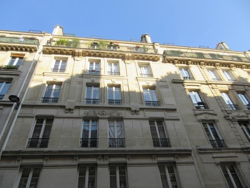 Vente appartement Paris 10ème 117000€ - Photo 3