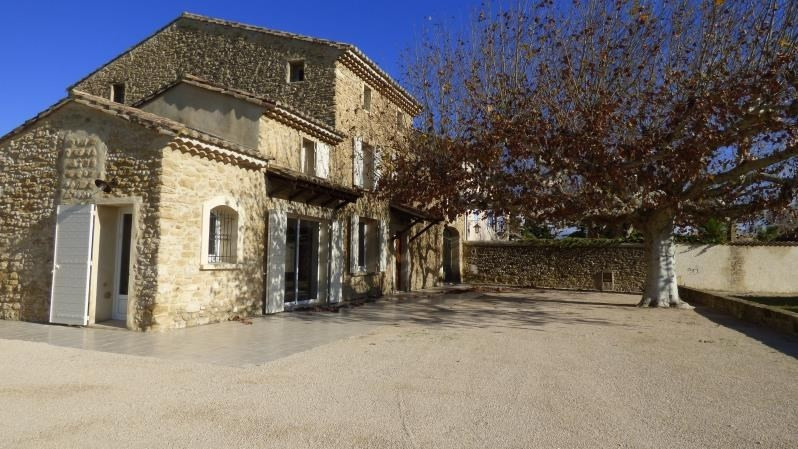 Vente maison / villa Sarrians 548000€ - Photo 9