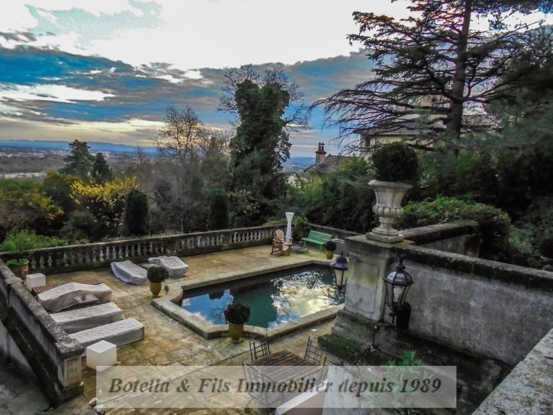 Verkoop van prestige  huis Villeneuve les avignon 1575000€ - Foto 8