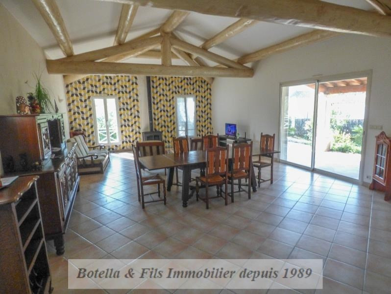Vente maison / villa Bagnols sur ceze 320000€ - Photo 3