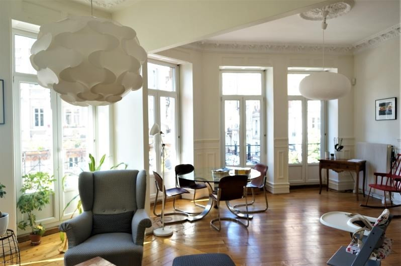 Vente appartement Strasbourg 384 000€ - Photo 1