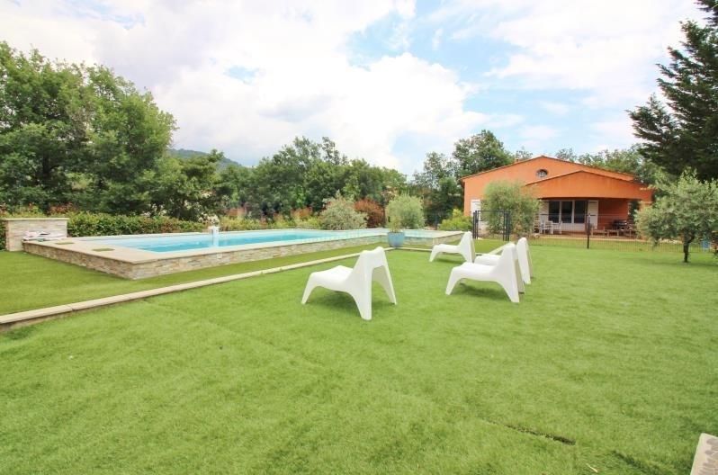 Vente maison / villa Saint cezaire sur siagne 538000€ - Photo 2