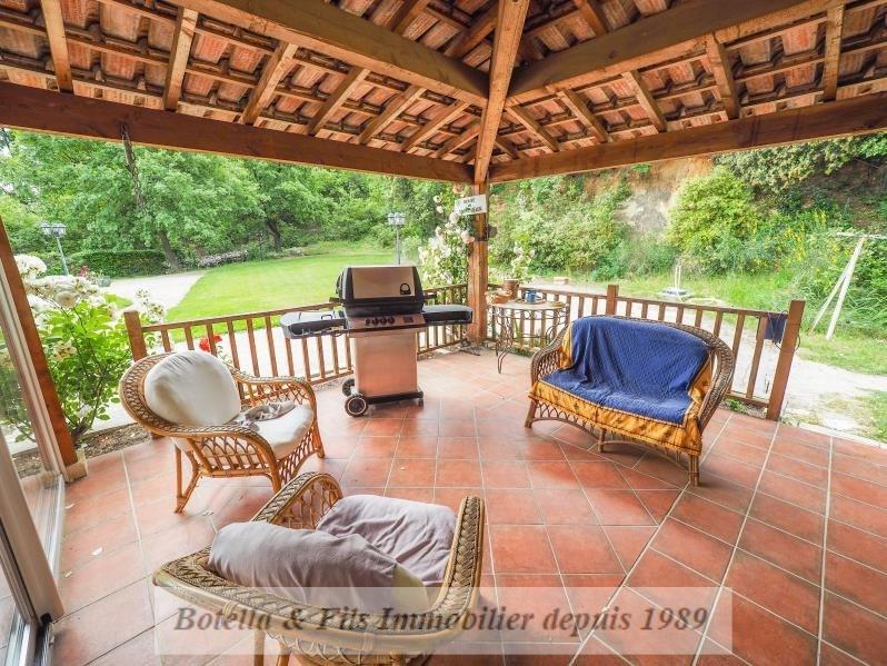 Venta de prestigio  casa Bagnols sur ceze 532000€ - Fotografía 12