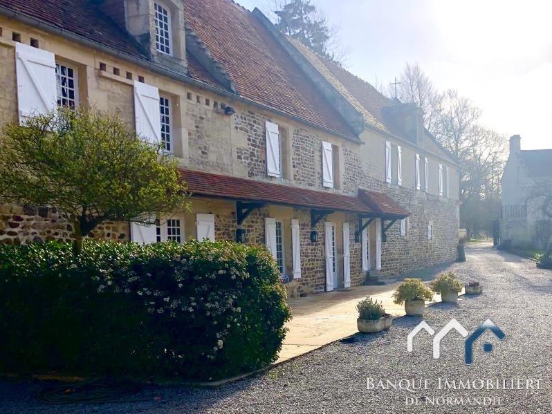 Vente de prestige maison / villa Bretteville sur laize 680000€ - Photo 1