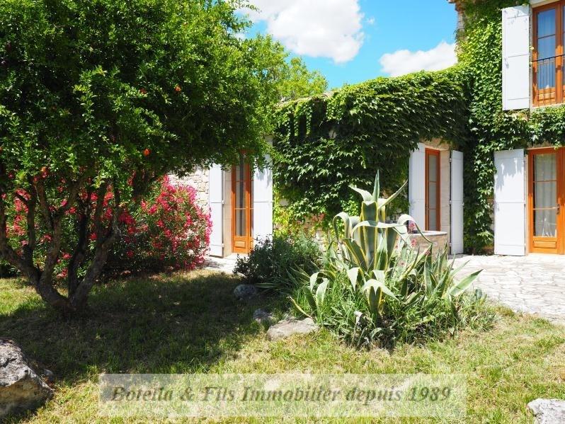 Immobile residenziali di prestigio casa Goudargues 526000€ - Fotografia 6
