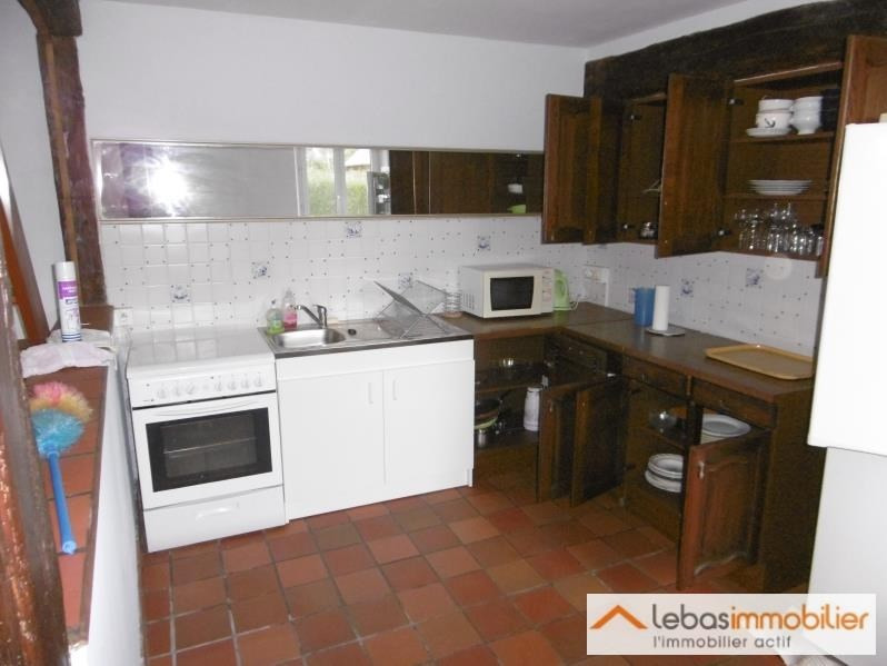 Vendita casa Cany barville 137000€ - Fotografia 6