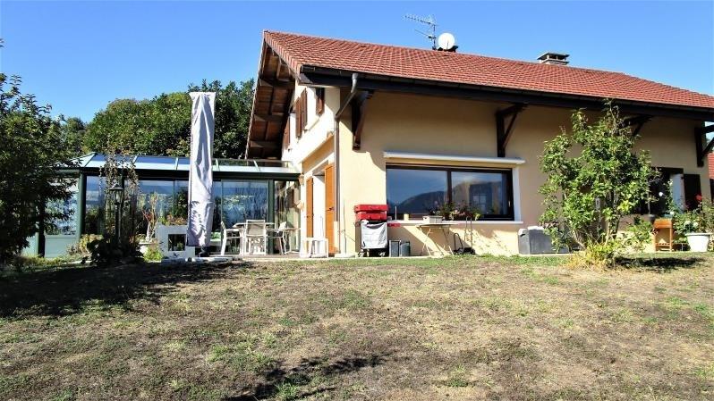 Deluxe sale house / villa Groisy 602000€ - Picture 1
