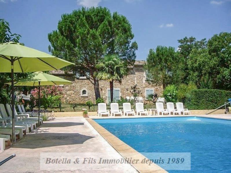 Verkoop van prestige  huis Uzes 1295000€ - Foto 5