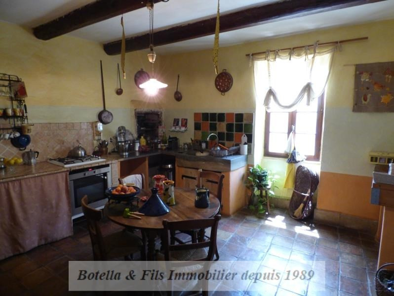 Immobile residenziali di prestigio casa Uzes 490000€ - Fotografia 7